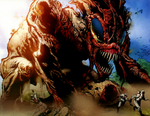 Krakoa (Brood Clone) (Earth-616) from Astonishing X-Men Vol 3 33 0001