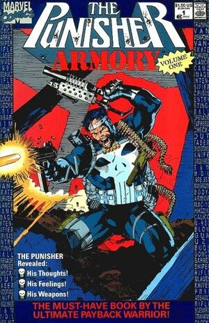 Punisher Armory Vol 1 1