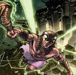 Tarik Fayad (Earth-616) from Agents of S.H.I.E.L.D. Vol 1 2 001