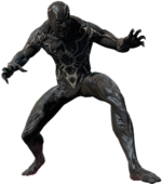 Venom (Symbiote) (Earth-TRN579) from Spider-Man Edge of Time 001
