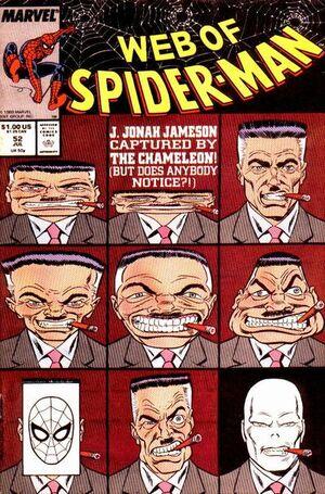 Web of Spider-Man Vol 1 52