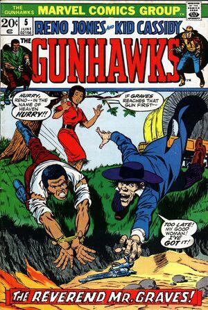Gunhawks Vol 1 5