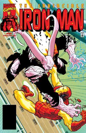 Iron Man Vol 3 34