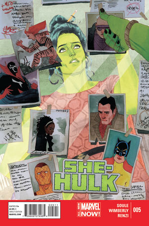 She-Hulk Vol 3 5