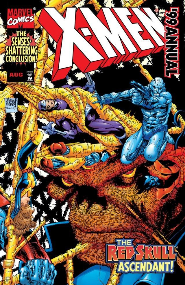 X-Men Annual Vol 2 1999