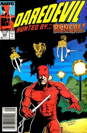 Daredevil Vol 1 258