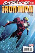 Marvel Adventures Iron Man Vol 1 5