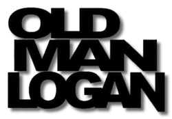 Old Man Logan Vol 1 1 Logo