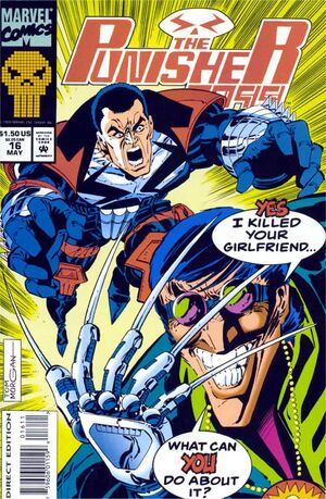 Punisher 2099 Vol 1 16