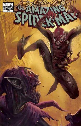 File:Amazing Spider-Man Vol 1 573 Zombie Variant.jpg