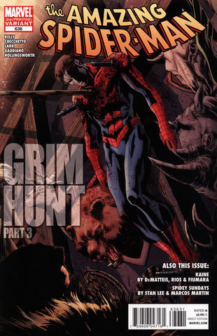 File:Amazing Spider-Man Vol 1 636 Second Printing Variant.jpg