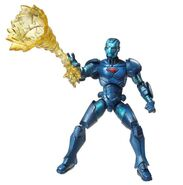 Anthony Stark (Earth-616) from Marvel Universe (Toys) Series I Wave I 0002