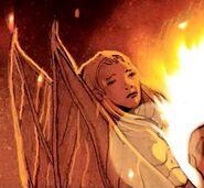 Megan Gwynn (Earth-11326) from Age of X Alpha Vol 1 1 0001