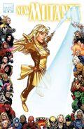 New Mutants Vol 3 4 70th Frame Variant