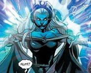 Ororo Munroe (Earth-616) from Avenging Spider-Man Vol 1 16
