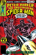 Peter Parker, The Spectacular Spider-Man Vol 1 27
