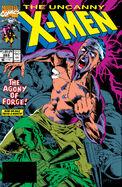 Uncanny X-Men Vol 1 263