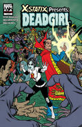 X-Statix Presents Dead Girl Vol 1 1