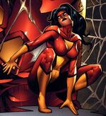 Jessica Drew (Earth-20051) Marvel Adventures Iron Man Vol 1 10