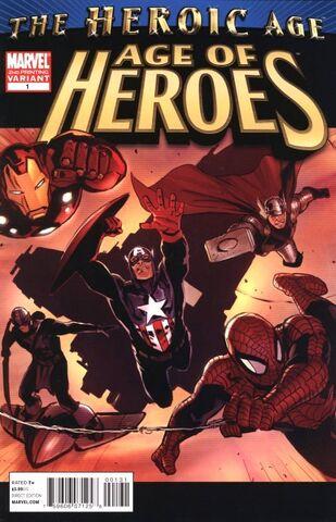File:Age of Heroes Vol 1 1 Second Print Variant.jpg
