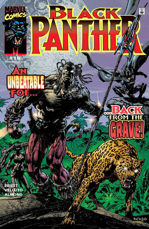 Black Panther Vol 3 16