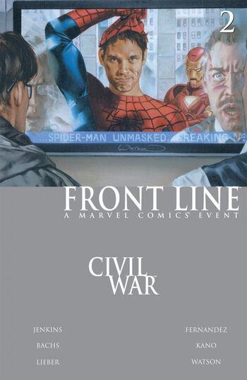 Civil War Front Line Vol 1 2