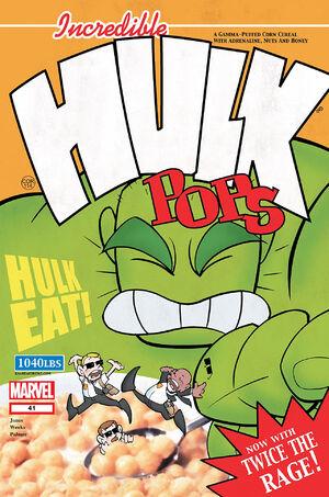 Incredible Hulk Vol 2 41