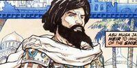 Abu Mūsā Jābir ibn Hayyān al-Azdi (Earth-616)