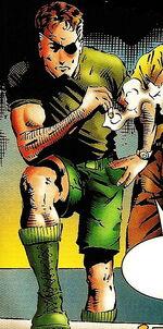 Nicholas Fury (Earth-9602) Bruce Wayne Agent of S.H.I.E.L.D. Vol 1 1