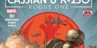 Star Wars: Rogue One - Cassian & K-2SO Special Vol 1 1