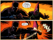 T'Challa and Josh Glenn (Earth-616) from Black Panther The Man Without Fear Vol 1 523 0001