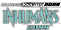 Inhumans 2099 Vol 1