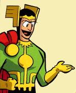 Loki Laufeyson (Earth-82618) from Spider-Man Family Vol 2 6