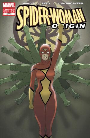 Spider-Woman Origin Vol 1 2