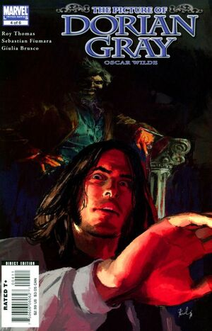 Marvel Illustrated The Picture of Dorian Gray Vol 1 4