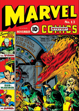 Marvel Mystery Comics Vol 1 13