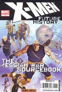 X-Men Future History Messiah War Sourcebook Vol 1 1