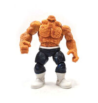Benjamin Grimm (Earth-616) from Marvel Universe (Toys) Series I Wave III 0002