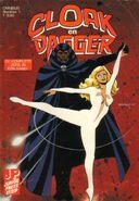 Cloak en Dagger Omnibus 1