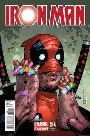 File:Iron Man Vol 5 23.NOW Deadpool Variant.jpg