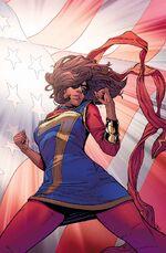 Ms. Marvel Vol 4 13 Textless