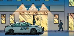 New York Police Department (Earth-616) from Unbelievable Gwenpool Vol 1 6 001