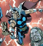 Beta Ray Bill (Earth-BWUD) from Thors Vol 1 1 0001