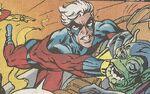 Mar-Vell (Skrull Impostor) (Earth-616) from X-Men Vol 2 90 001
