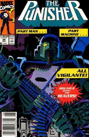 Punisher Vol 2 34