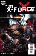X-Force Vol 3 15 Variant Crain