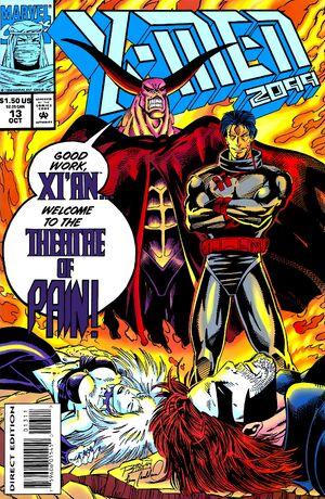 X-Men 2099 Vol 1 13
