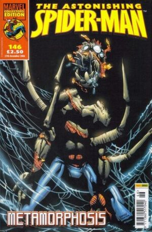 Astonishing Spider-Man Vol 1 146