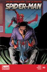 Miles Morales Ultimate Spider-Man Vol 1 2