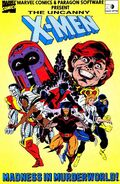 Uncanny X-Men Madness in Murderworld Vol 1 1